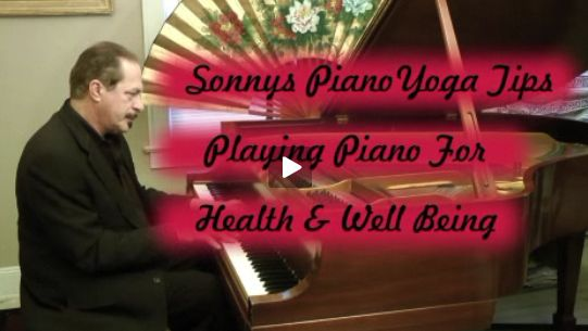 "Piano Yoga (VIDEO) ""Playing The Strings & Creating Piano Energy"""